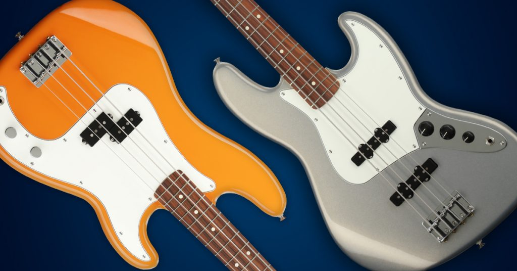 precision jazz bass