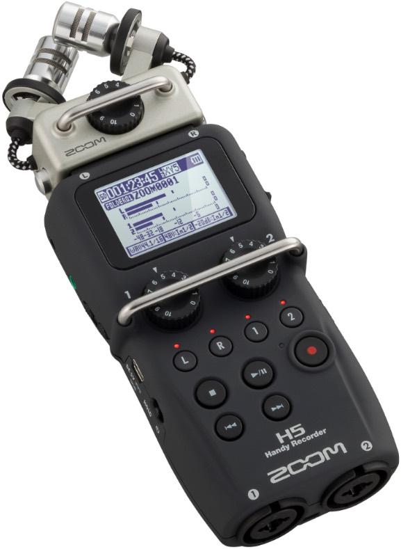 Rejestrator Zoom H5