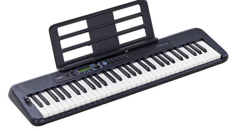 Keyboard Casio CT S300 BK