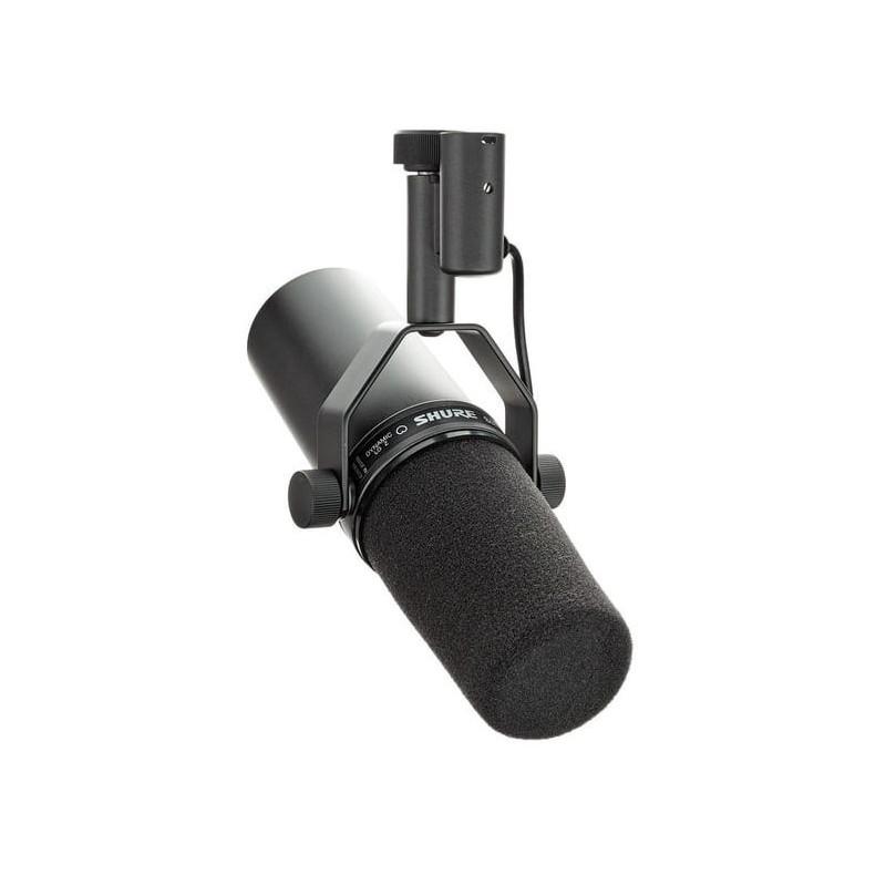 Mikrofony - dynamiczny Shure SM7B