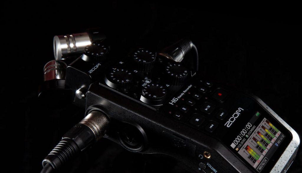 Rejerstrator Zoom H6