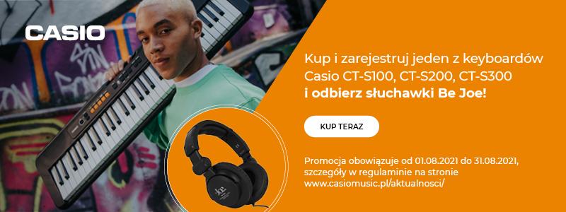 Wakacyjna promocja CASIO
