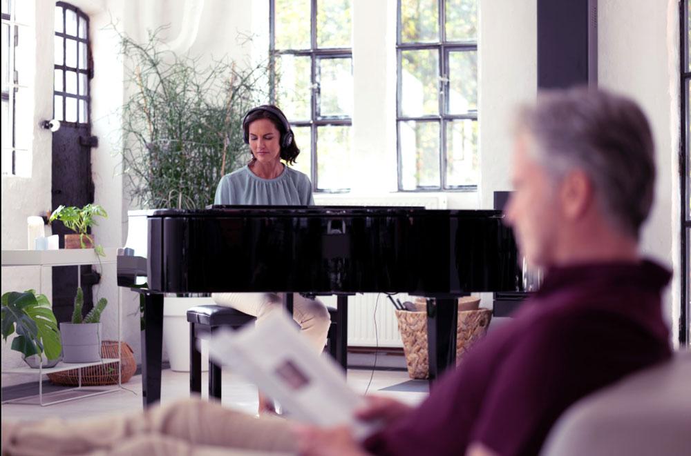 Przegląd fortepianów cyfrowych